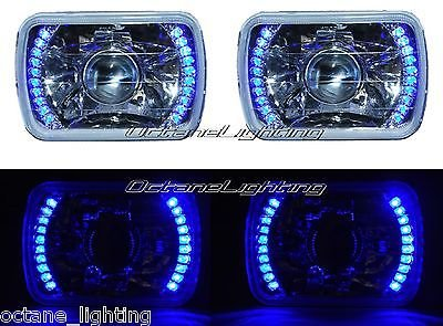 7x6 led halo headlights - 8