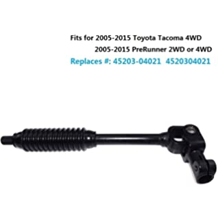 4WD LOWER STEERING COLUMN SHAFT FITS TOYOTA TACOMA 2005-2015