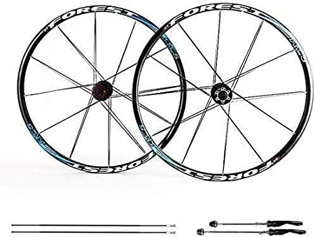 HYL Ruedas De Bicicleta,llantas bicicleta 26 pulgadas de bicicletas de ruedas, ruedas de MTB 27.5