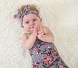 Quest Sweet Newborn Baby Swaddle Blanket Headband