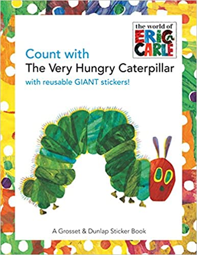 Amazon.com: Count with the Very Hungry Caterpillar (The World of ...