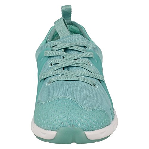 Clarks Luminous Glo, Scarpe stringate donna Blu Blue
