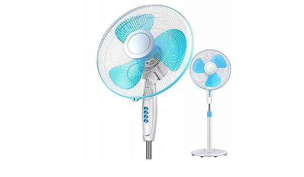 YL LY Ventilador Eléctrico Que Sacude la Cabeza Ventilador de Piso ...