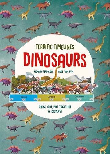Terrific Timelines: Dinosaurs: