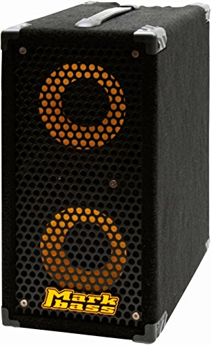 150w Bass Combo Amp - Markbass Minimark 802 150W 2x8 Bass Combo Amp Black