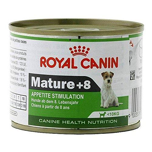 Royal canin Mature +8 comida húmeda en lata para perros de raza pequeña