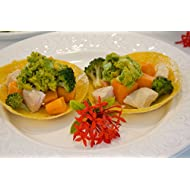 Candy Chicken Broccoli & Yam Tacos by GotMeals (Serves 2)