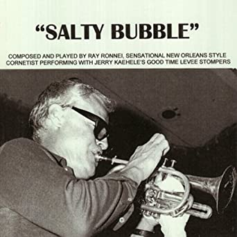 Salty Bubble: Ray Ronnei, Walt Sereth, Gordon Wilson, Jerry