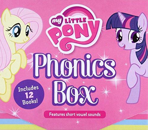 My Little Pony: Phonics Box - $12.99
