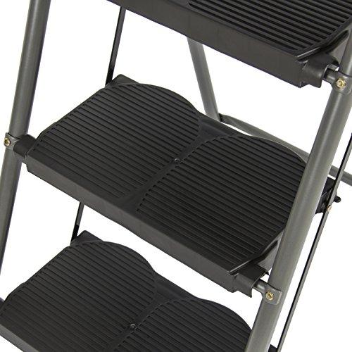 step ladder risk assessment template - best choice products shade 3 step ladder platform