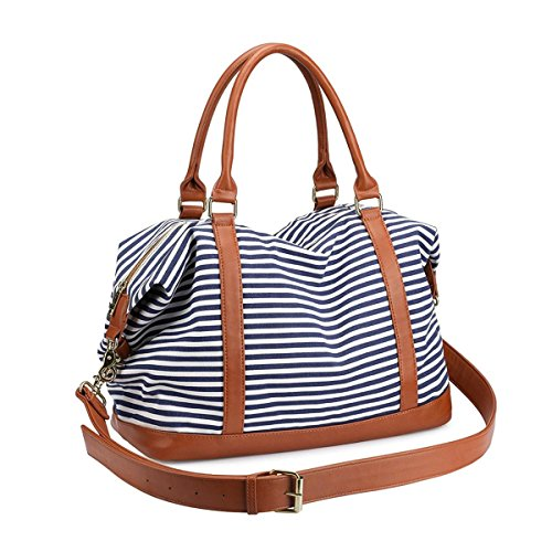 Women's Travel Duffel Bag LOSMILE Carry-on Bag Weekend Tote...