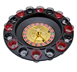Maxam™ 16-Shot Roulette Drinking Game Set / roulette game