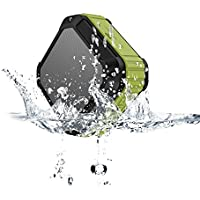 ZhaoCai Portable Outdoor waterproof Bluetooth 4.0 speaker bicycle outdoor portable audio lanyard computer running speakers with All Bluetooth Devices