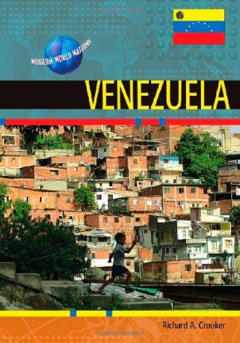 Read Online Venezuela (Modern World Nations) pdf epub