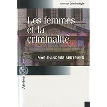 Les femmes et la criminalité