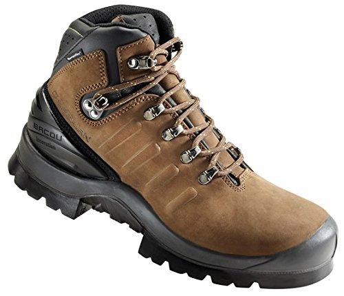 Honeywell 6245562-41/7BACOU AX Rock Chaussures, S3WR Hi Ci Src