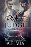Don't Judge (Nothing Special Book 4)