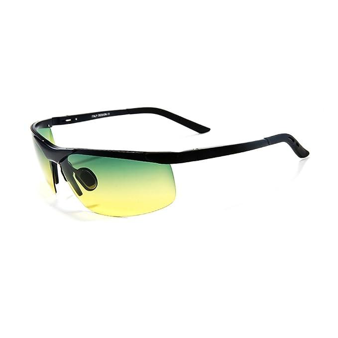gafas polarizadas/Día y noche gafas de conducción específico del controlador/Gafas de sol