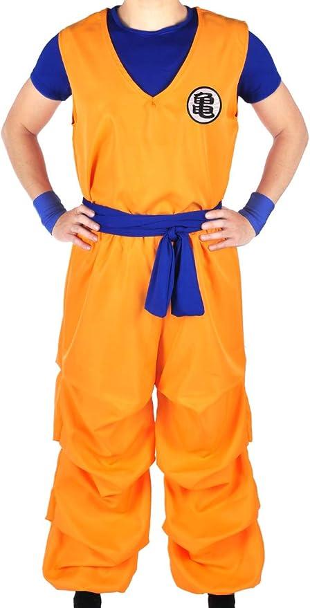 disfraz para cosplay de Goku