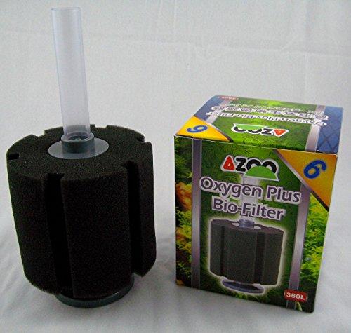 AZOO #6 Aquarium Sponge Filter 110 gallons - fish tank