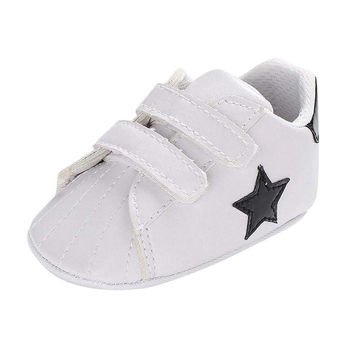 Amazon.com: Zapatillas de paseo para bebés de 3 a 12 meses ...