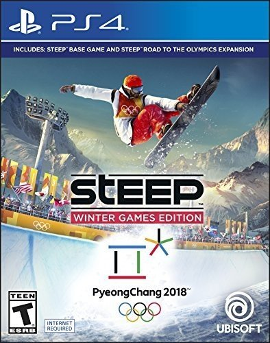 Steep Winter Games – PlayStation 4 Standard Edition