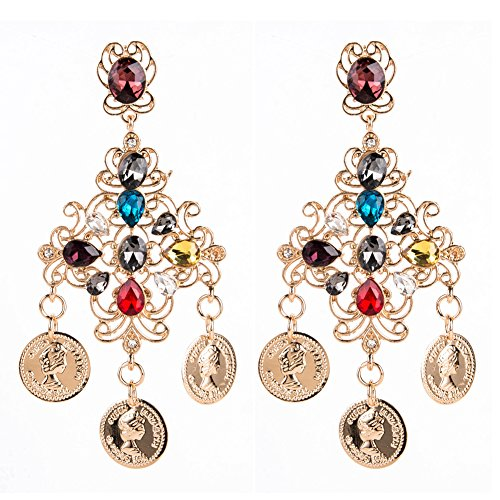Women's Jewelry Cross Alloy Earring for Party ( 2 Color )