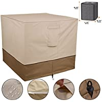 Waterproof Outdoor Veranda Air conditional Cover Square Furniture Protection