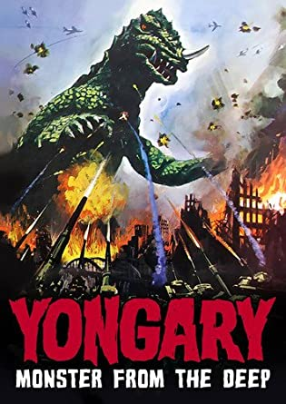 Yongary, Monster from the Deep (1967) BluRay 720p 850MB [Hindi DD 2.0 – English 2.0] MKV