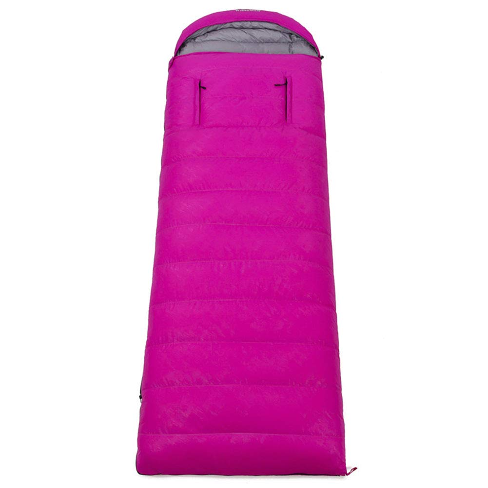 ZWYY Durable,Breathable,comfortableSleeping Bag, Envelope Nylon Sleep Bags Adult Outdoor Sports Sports Sports Camping Sleep Sack Lightweight Comfort Sleeping Pad with Compression Sack,camouflageBlau,800g B07P43C3TY Schlafscke Elegante und stabile Verpackung 0ed11e