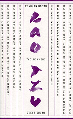 Great Ideas Tao Te Ching