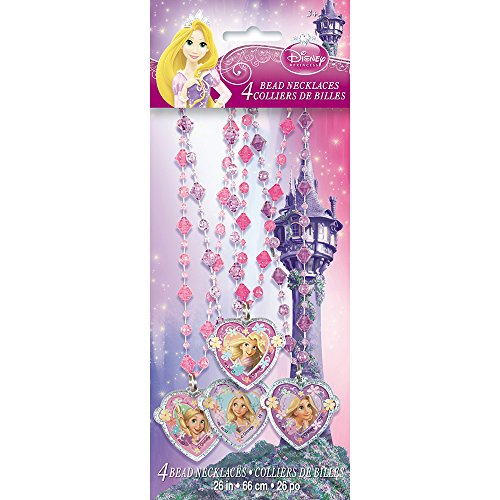 Disney Tangled Necklace Party Favors