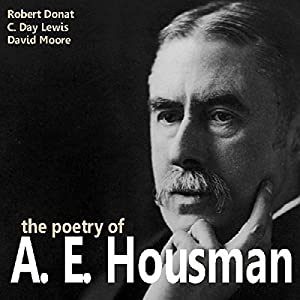 The Poetry of A. E. Housman Audiobook