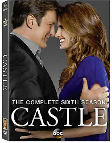 Castle: Season 6 (DVD) (Tv Dvd Series Castle)