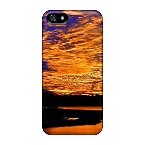 Excellent Design Golden Sky Of Silence Cases Covers For Samsung Galasy S3 I9300