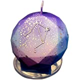 Charming Birthday Zodiac Candles Cake Candles for Birthday Festive Party Anniversary (Libra)