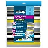 Minky Smart Fit Reversible, 49'' x 18''