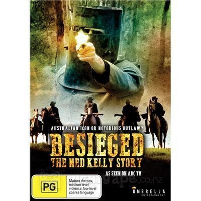 Besieged : The Ned Kelly Story (DVD) (ALL - Kelly Online Ned