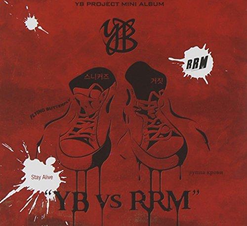 YB - Yb Vs RRM (Asia - Import)