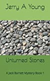 img - for Unturned Stones (A Jack Barrett Mystery) book / textbook / text book