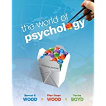 World of Psychology, The (Paperback) (7th Edition)