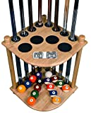 Iszy Billiards Cue Rack Only - 8 Pool Billiard