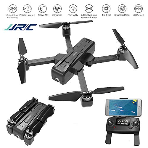 HIOTECH JJRC X11 Foldable Drone with 2K 5G WiFi Camera...