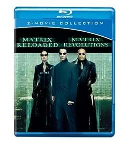 Matrix Reloaded & Matrix Revolutions [Blu-ray] [Import]