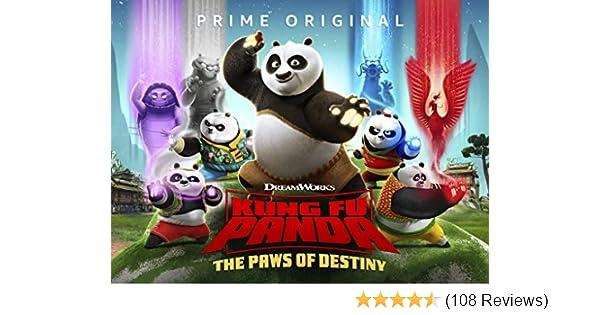 Amazon com: Watch Kung Fu Panda: The Paws of Destiny - Season 1