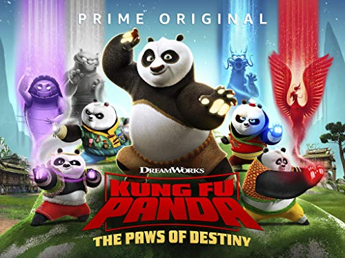 Season 1 Official Trailer (Kung Fu Panda Legends Of Awesomeness 3)