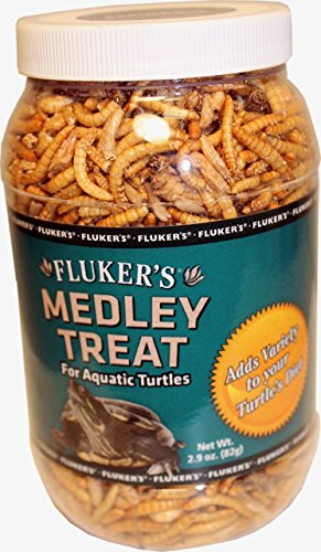 Aquatic Turtle Medley Treat (2.9 Ounce Container)
