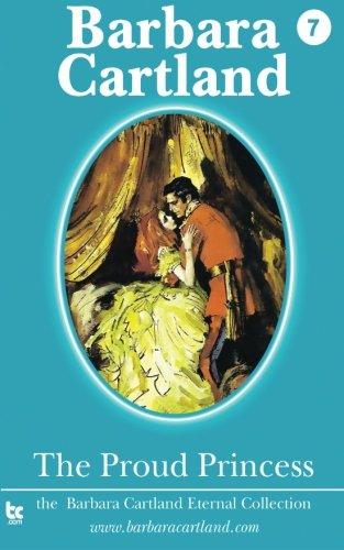 book cover of Proud Princess