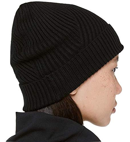 247255b29 Twist of Cozy Knit Beanie - BLK at Amazon Women's Clothing store