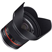 Samyang SY12M-FX-BK 12mm F2.0 Ultra Wide Angle Lens for Fujifilm X-Mount Cameras, Black Benefits Review Image
